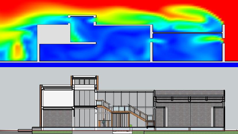Alumni House Climate Adaptation Renovation