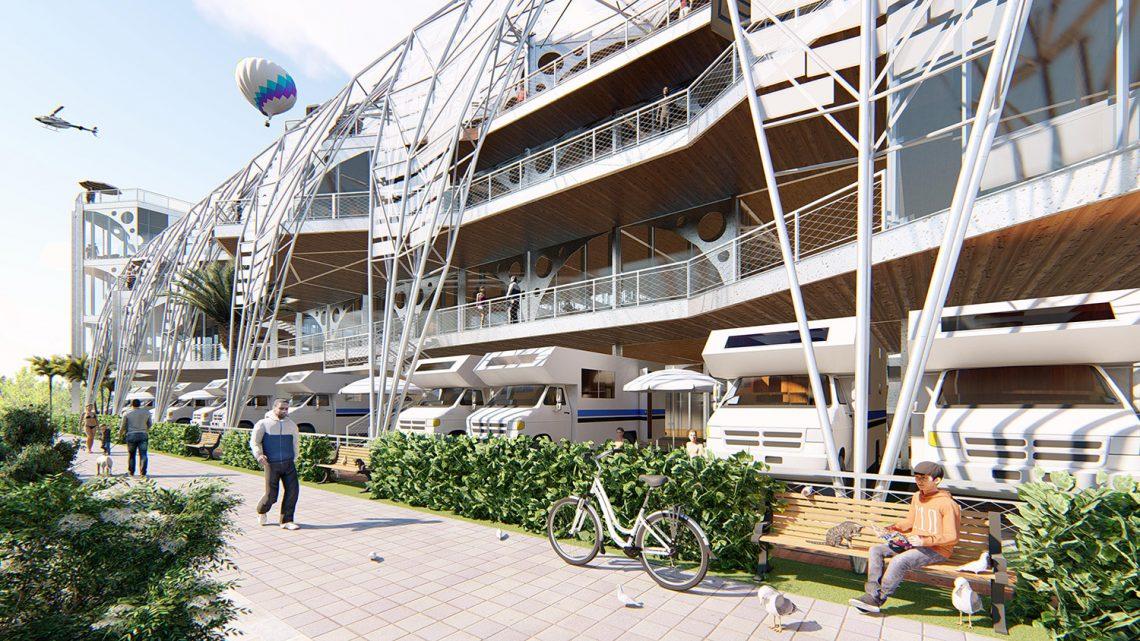 Co-Campus as Chain_RV Campus